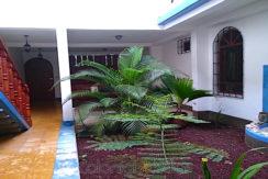 apt entrance