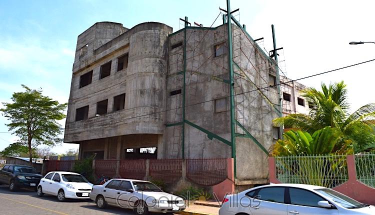 Granada Building Apartment unfinished