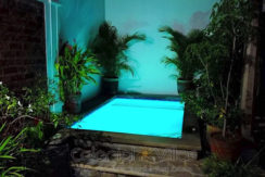 7.2 pool at night